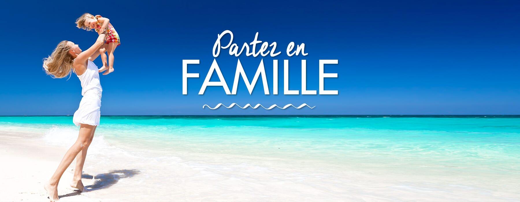 Partir en famille